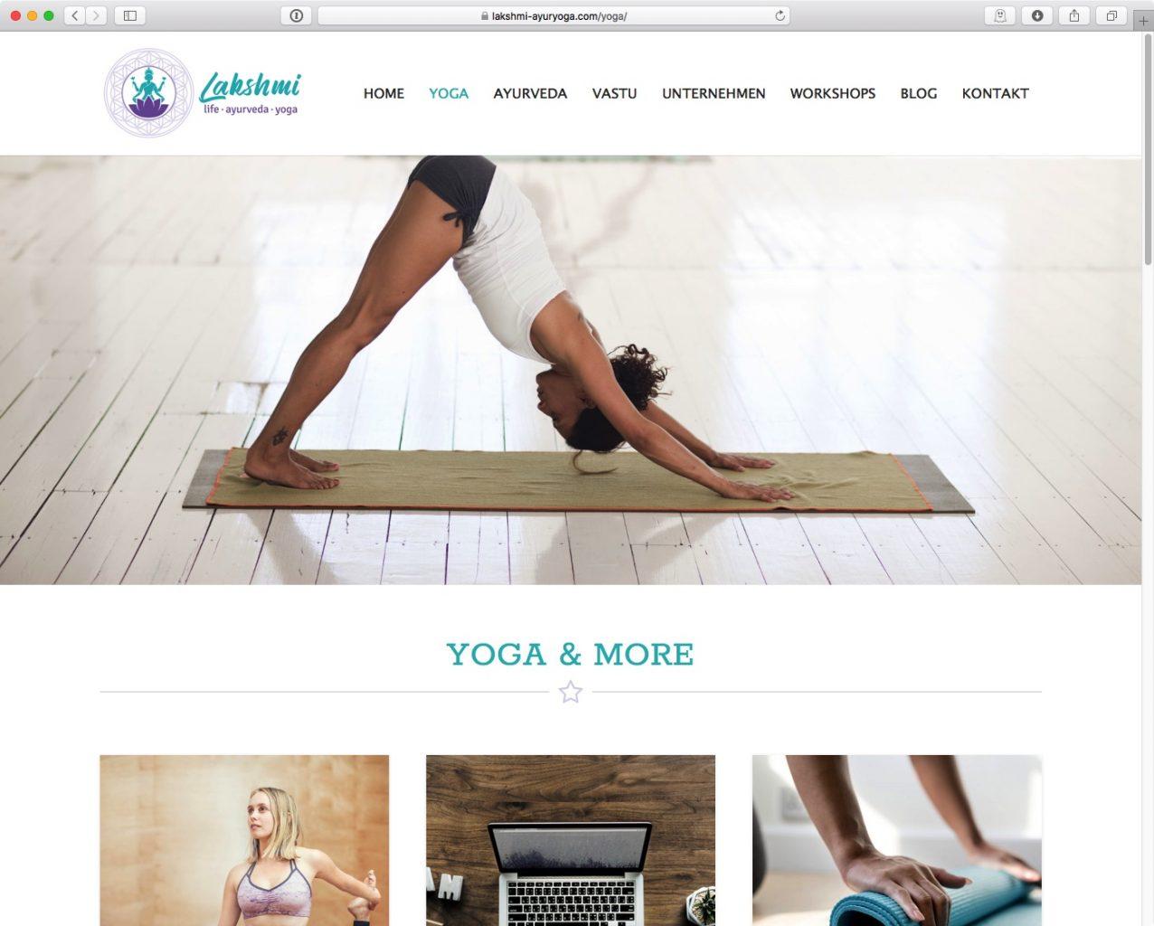 Lakshmi Ayuryoga - Yoga