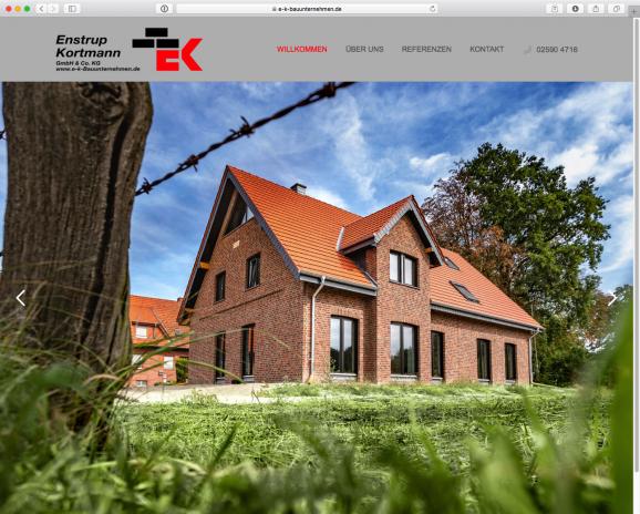 E-K-Bauunternehmen - Home