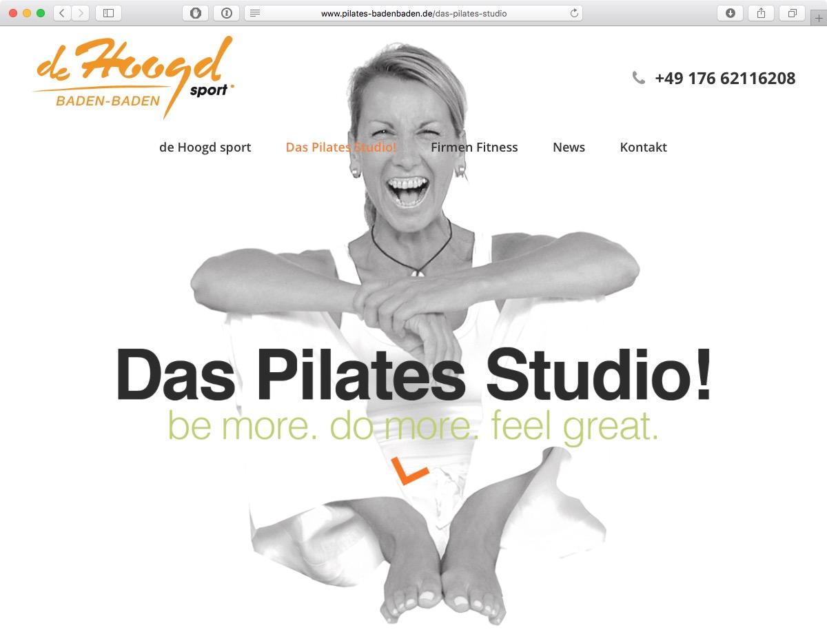 Pilates Baden-Baden - Home