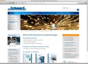 Schages - 2D/3D-Konstruktion