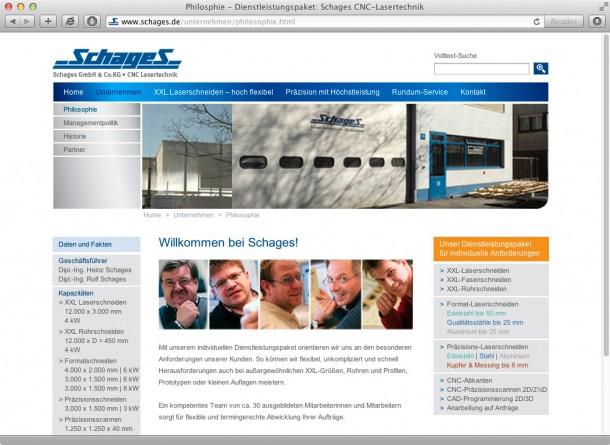 Schages - Unternehmen