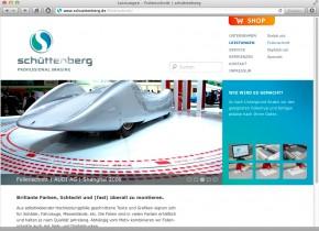 Schüttenberg | Professional Imaging - Folienschnitt