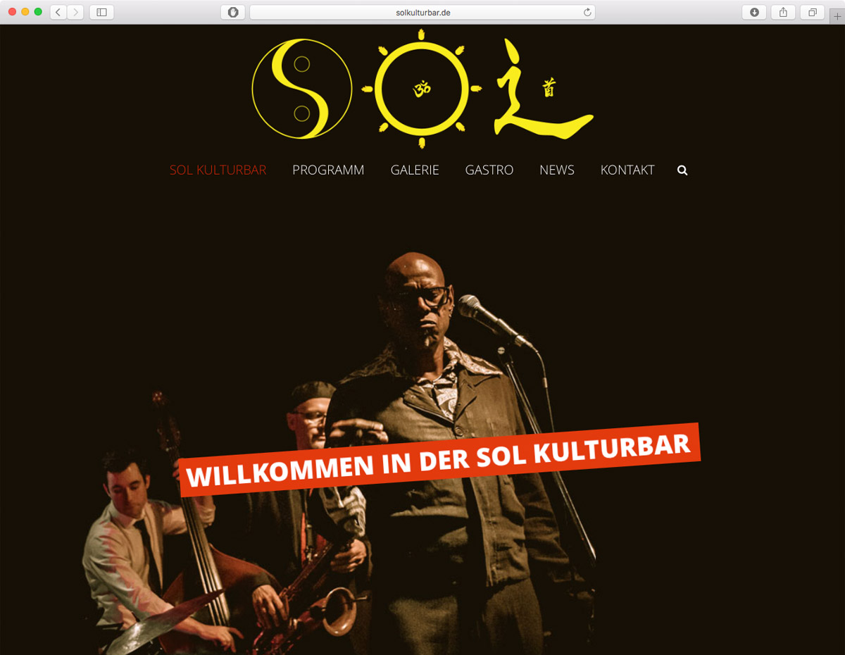 SOL KULTURBAR - Homepage