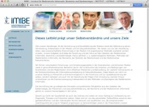 IMIBE - Leitbild